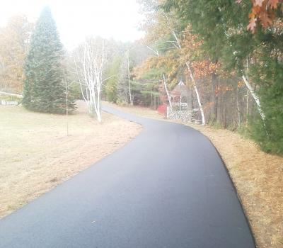 Franklin Driveway
