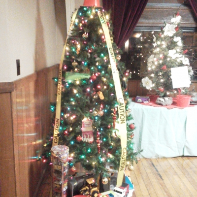 franklin opera house festival of trees