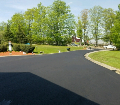 Amadon Driveway, Boscawen, NH