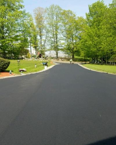 Roger Amadon Driveway, Boscawen, NH